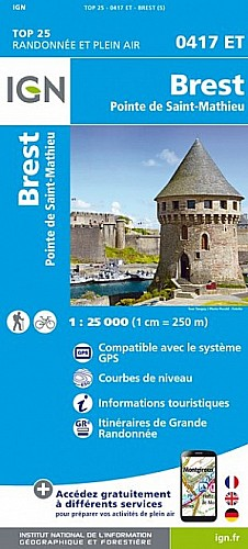 Brest Pointe de Saint-Mathieu (0417ET)