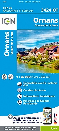 Ornans Source de la Loue (3424OT)